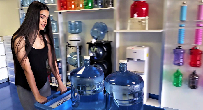 image of 5 gallon water refill tucson